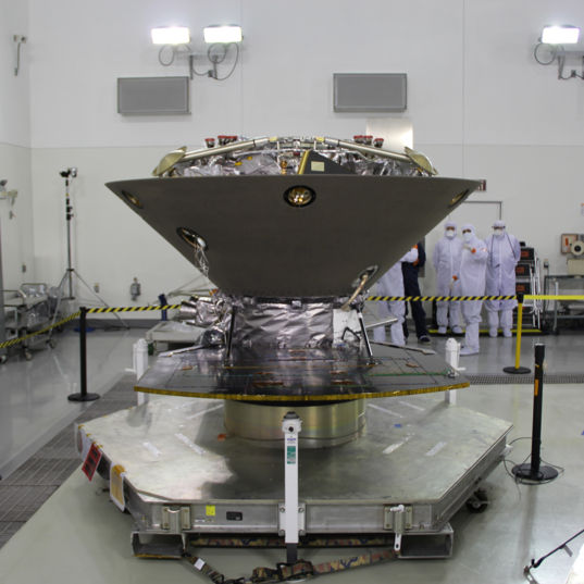 InSight nearly ready for launch