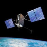 GPS Defense Satellite