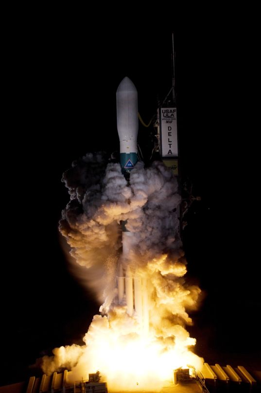 Kepler launch