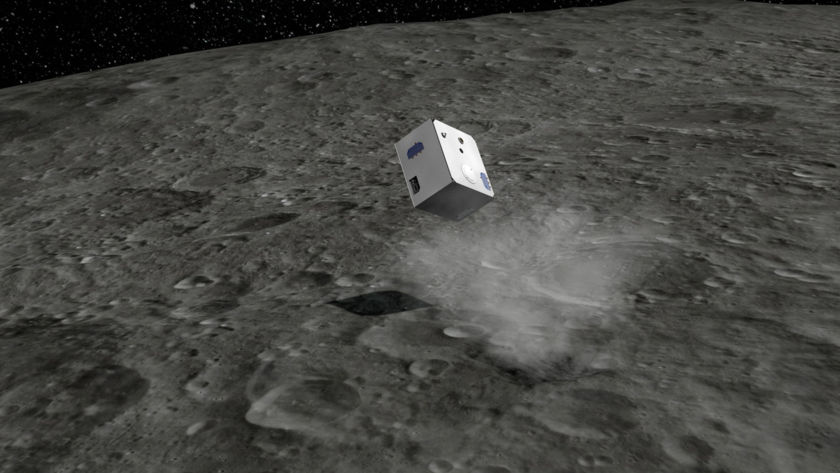 MASCOT lander (artist concept)
