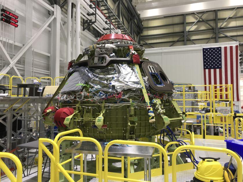 Starliner spacecraft 2
