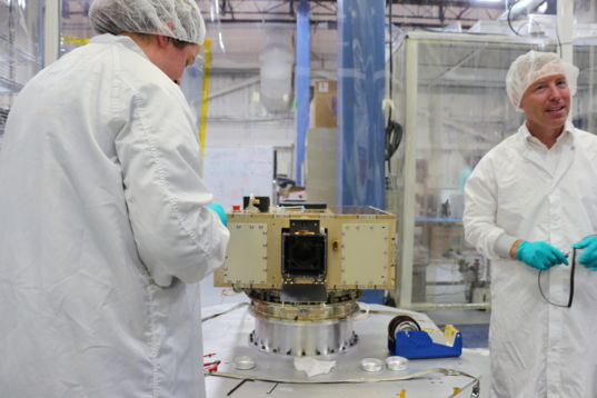 Prox-1 after vibration testing