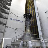 Parker Solar Probe gets encapsulated for launch