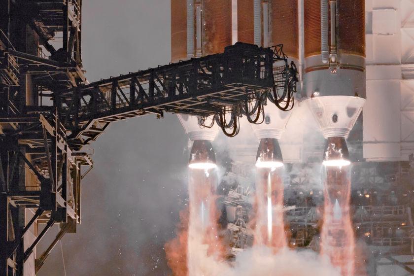 Delta IV Heavy Parker Solar Probe launch