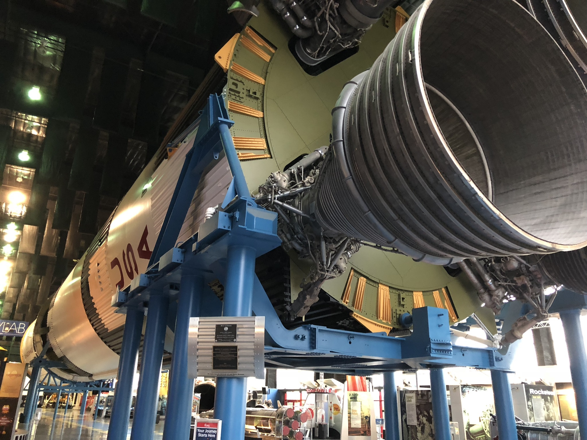 Space, Rockets, And A Senatorial Encounter In Huntsville
