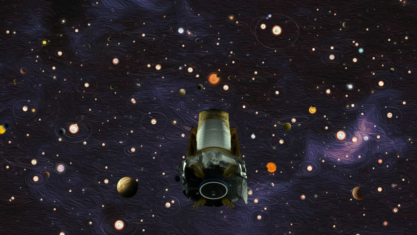 Kepler retires