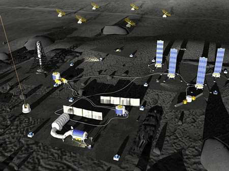 Chinese robotic research base