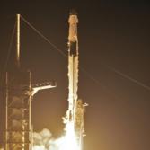 Crew Dragon Demo-1 liftoff