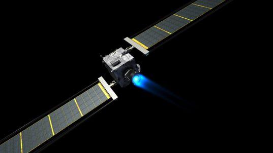 DART spacecraft