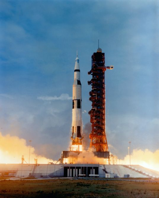 Apollo 10 liftoff