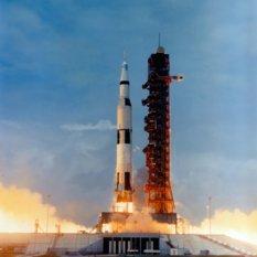 Apollo 10 liftoff