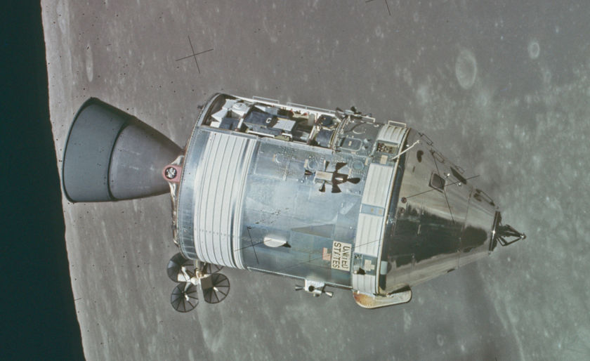 Apollo Command and Service Module