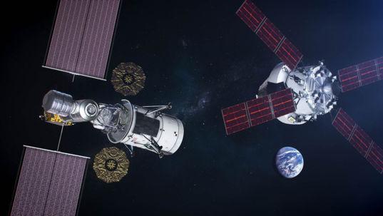 Lunar Gateway 2024 configuration (May 2019)