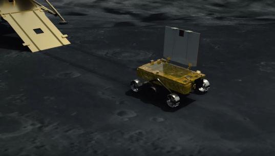 Chandrayaan-2 Pragyan rover