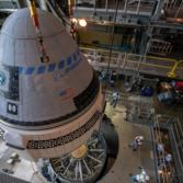 Starliner Meets its Atlas V Rocket