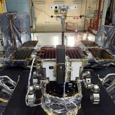 ExoMars Thermal Vacuum Testing