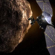 NASA's Lucy Spacecraft