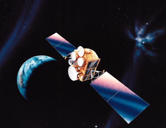 DSCS III satellite