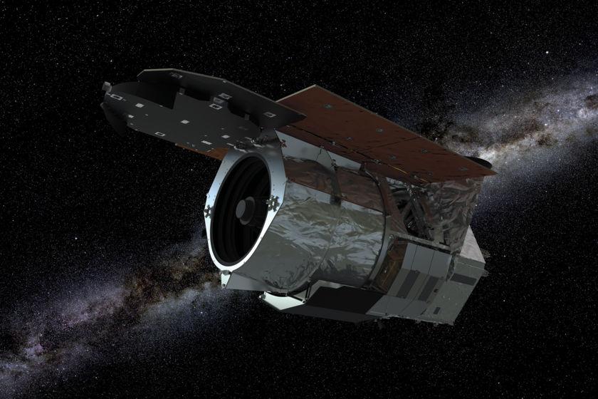 Nancy Grace Roman Space Telescope