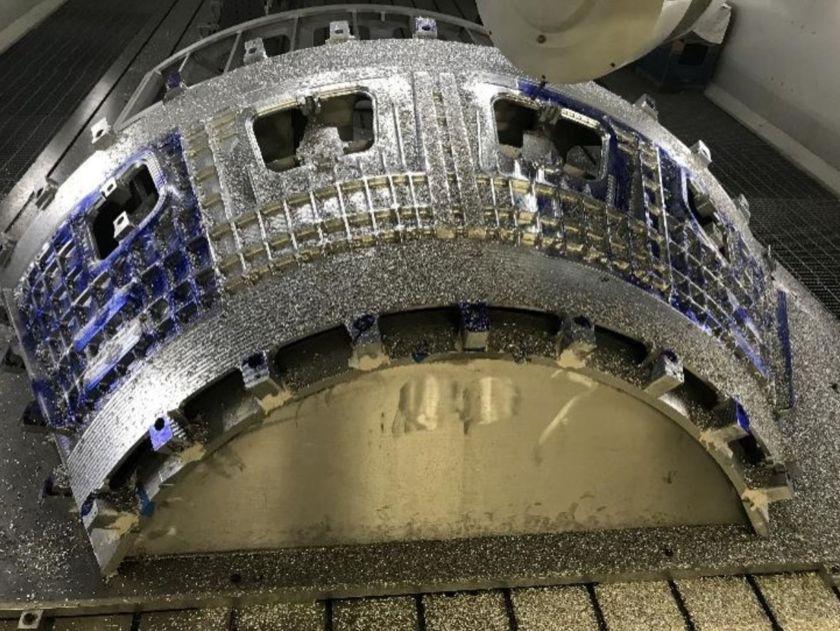 Orion Artemis III shell