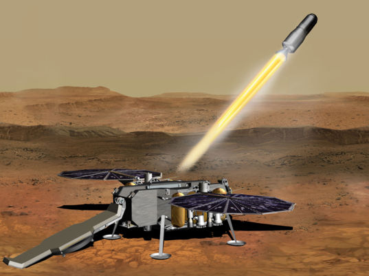 Mars Sample Return Launch