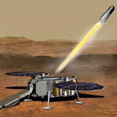 Mars Sample Return Launch