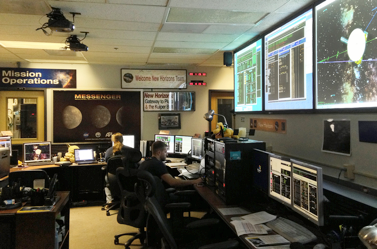 New Horizons Mission Operations Center