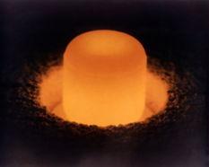 Plutonium-238 Fuel Pellet
