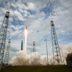 MAVEN launches to Mars