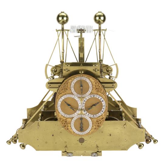 John Harrison's H1 timepiece