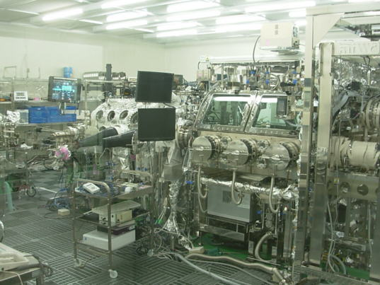 Planetary Sample Curation Facility at JAXA