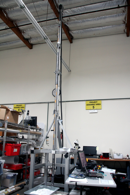 Planetary Deep Drill at Honeybee Robotics