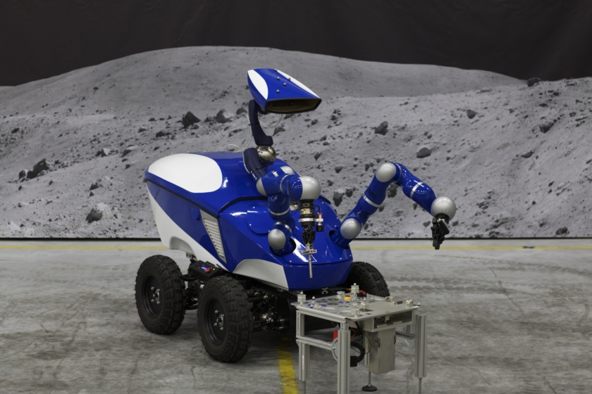 Interact Centaur Rover