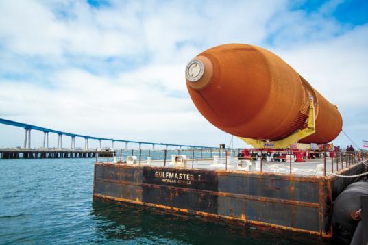 ET-94 in San Diego