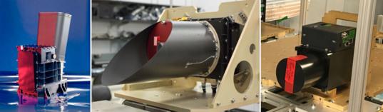 Prox-1 thermal camera flight heritage