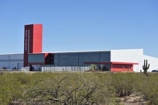 World View headquarters
