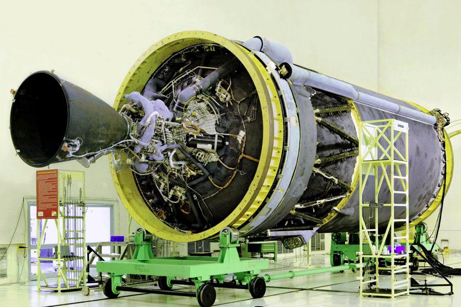 GSLV-MK3 upper stage