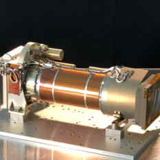 Yearbook photo of Mastcam-Z Flight Model 1