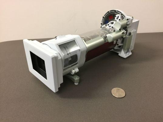Mastcam-Z model
