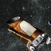 Kepler telescope