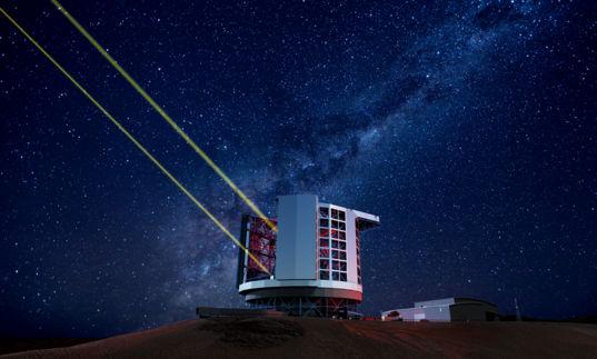Giant Magellan Telescope (artist's concept)