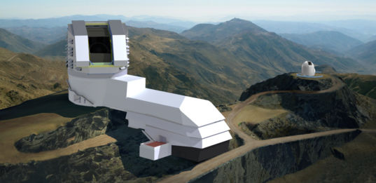 The Large Synoptic Survey Telescope (LSTT)