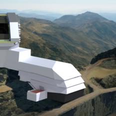 The Large Synoptic Survey Telescope (LSTT)