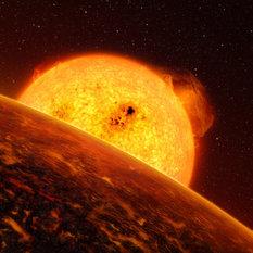 Extrasolar planet COROT 7b