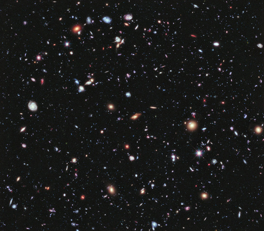 Hubble eXtreme Deep Field (XDF)
