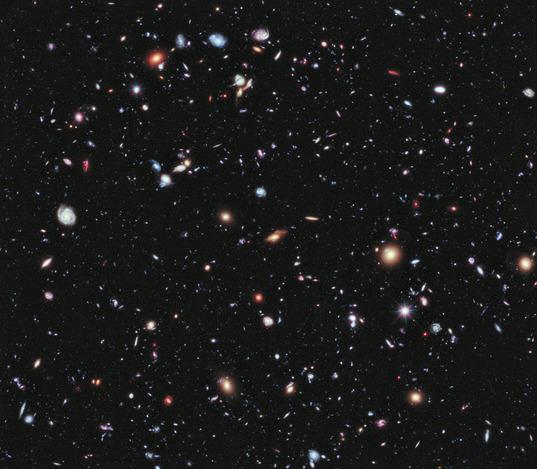Hubble eXtreme Deep Field (XDF)
