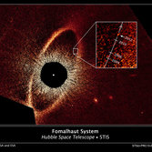 Fomalhaut b, an eccentric directly-imaged exoplanet