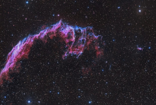NGC 6992 - The Eastern Veil Nebula