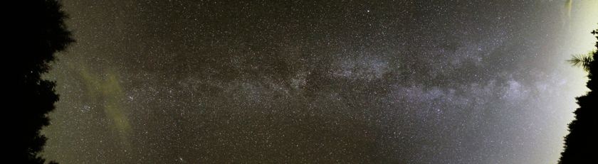 Milky Way in North Yorkshire
