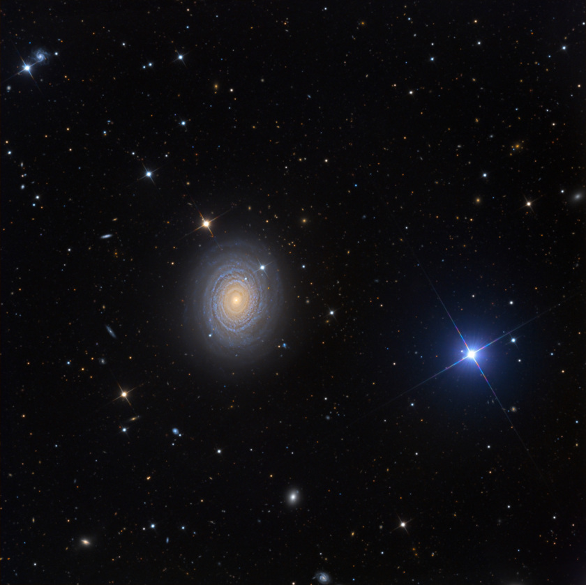 NGC 488 (wide view)